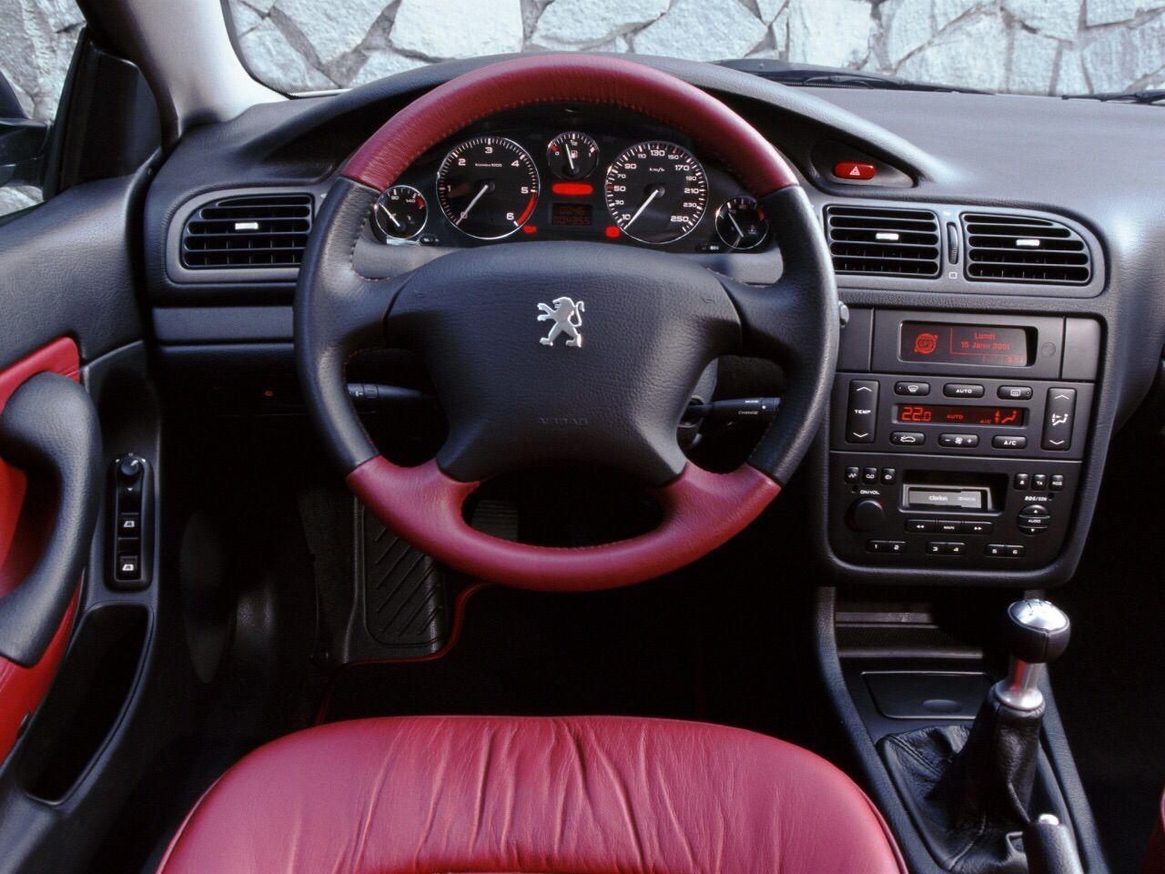 2003 Peugeot 406 Coup U00e9