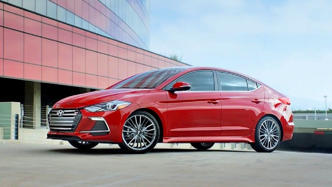 OFFICIAL 2017 Hyundai Elantra Sport Car, Sports, Youtube