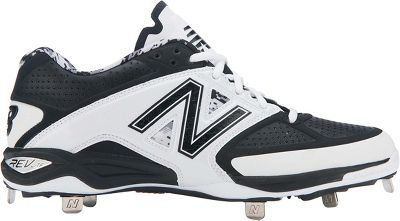 New Balance Men's 4040v2 Low Metal Baseball Cleats