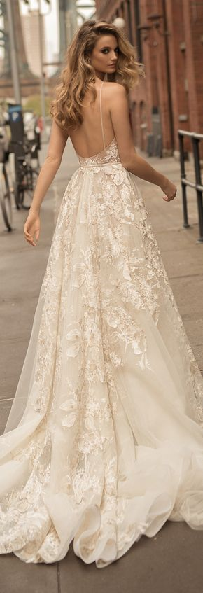 Photo of Berta Wedding Dress Collection Spring 2018 – Belle The Magazine