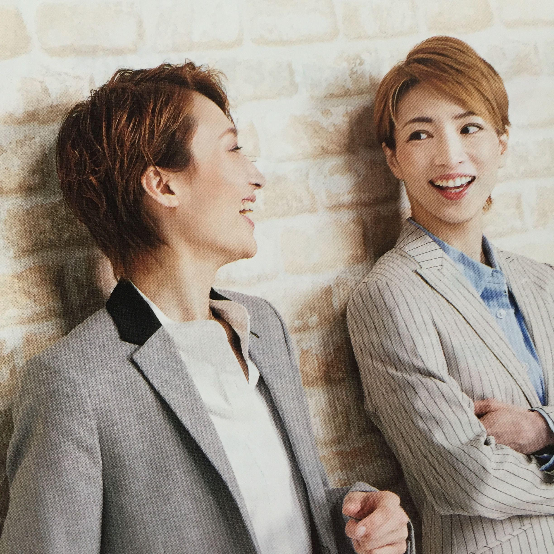 Takarazuka Revue❄Snow Troupe❄早霧せいなさん、望海風斗さん♥graph ...