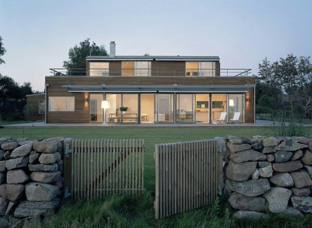 Moderne fenster fassade  Pin von Anne-Mette Søltoft auf House | Pinterest