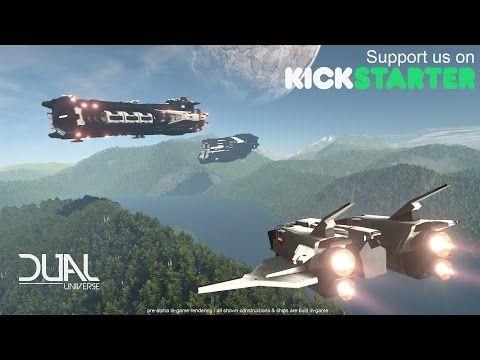 Sci-Fi single-shard Sandbox game (MMORPG) | DUAL Universe | Games