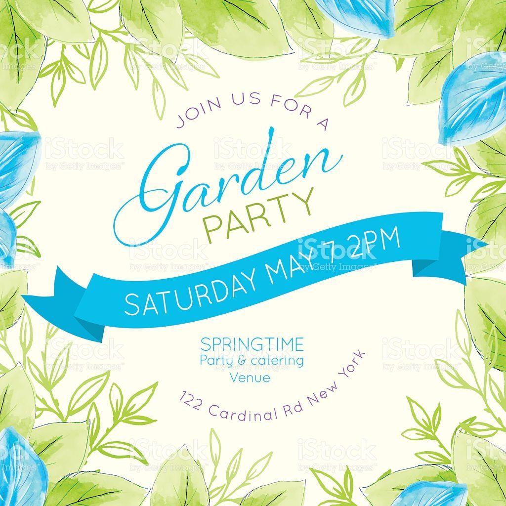pretty-feminine-watercolor-flowers-garden-party-invitation-template ...