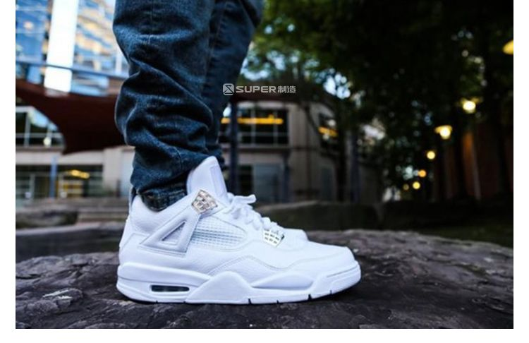 newest 026c7 31872 The Air Jordan 4 Pure Money 308497 100 Is Available Now ...