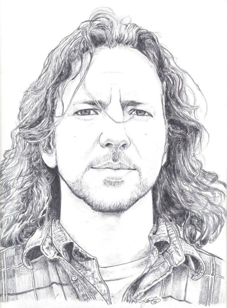 Eddie Vedder Art Google Search Eddie Vedder Pearl Jam Eddie Vedder Art