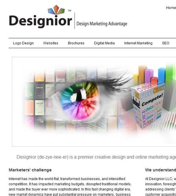 Designior Located At 595 Yosemite Dr Milpitas Ca 95035 In Milpitas Ca Offers Web Design Marketing Graphic D Internet Marketing Seo Website Design Web Design