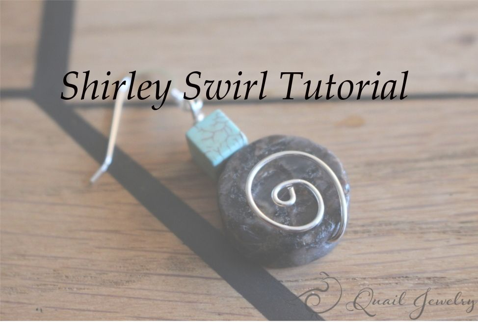 Shirley Swirl Tutorial