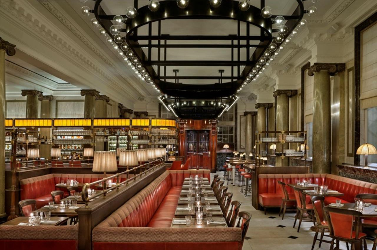 Discover Our Vibrant London Restaurant Holborn Dining Room