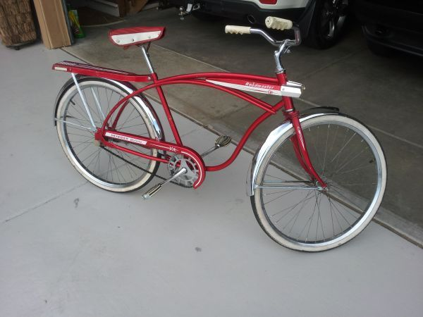 Bikes Craigslist Denver cruiser tank bike Good