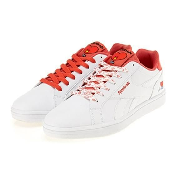 Official BTS x Puma Court Star Sneakers