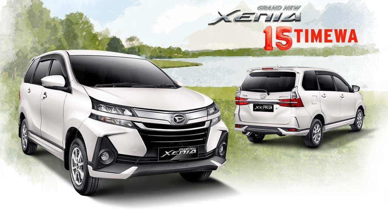 Harga Daihatsu Xenia Terbaru Agustus 2020 Di Indonesia Daihatsu Mobil Transmisi Manual