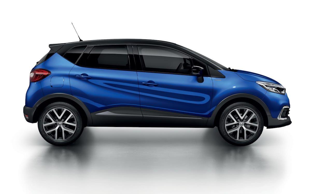 Todos Los Precios Del Renault Captur S Edition En Espana Ahora Con 150 Cv Precios De Autos Imagenes Exteriores Autos