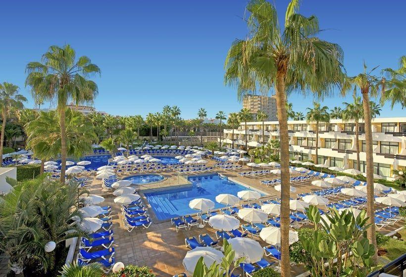 Hotel Iberostar Las Dalias Todo Incluido En Costa Adeje Tenerife