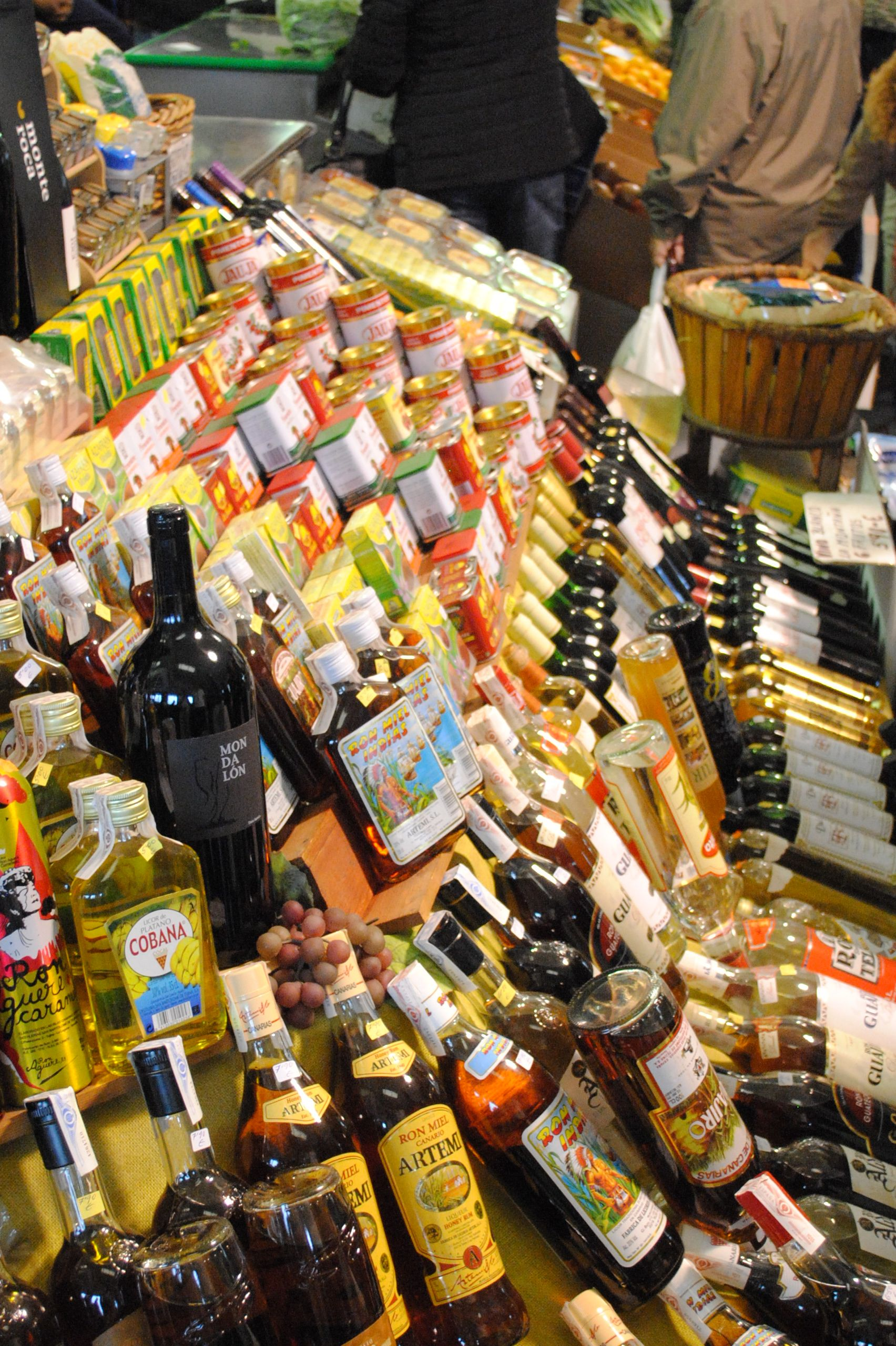 Food Market In San Mateo Fruit Vegetable Herbs Wine Etc Gran