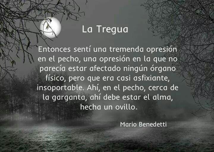 Frases - Mario Benedetti