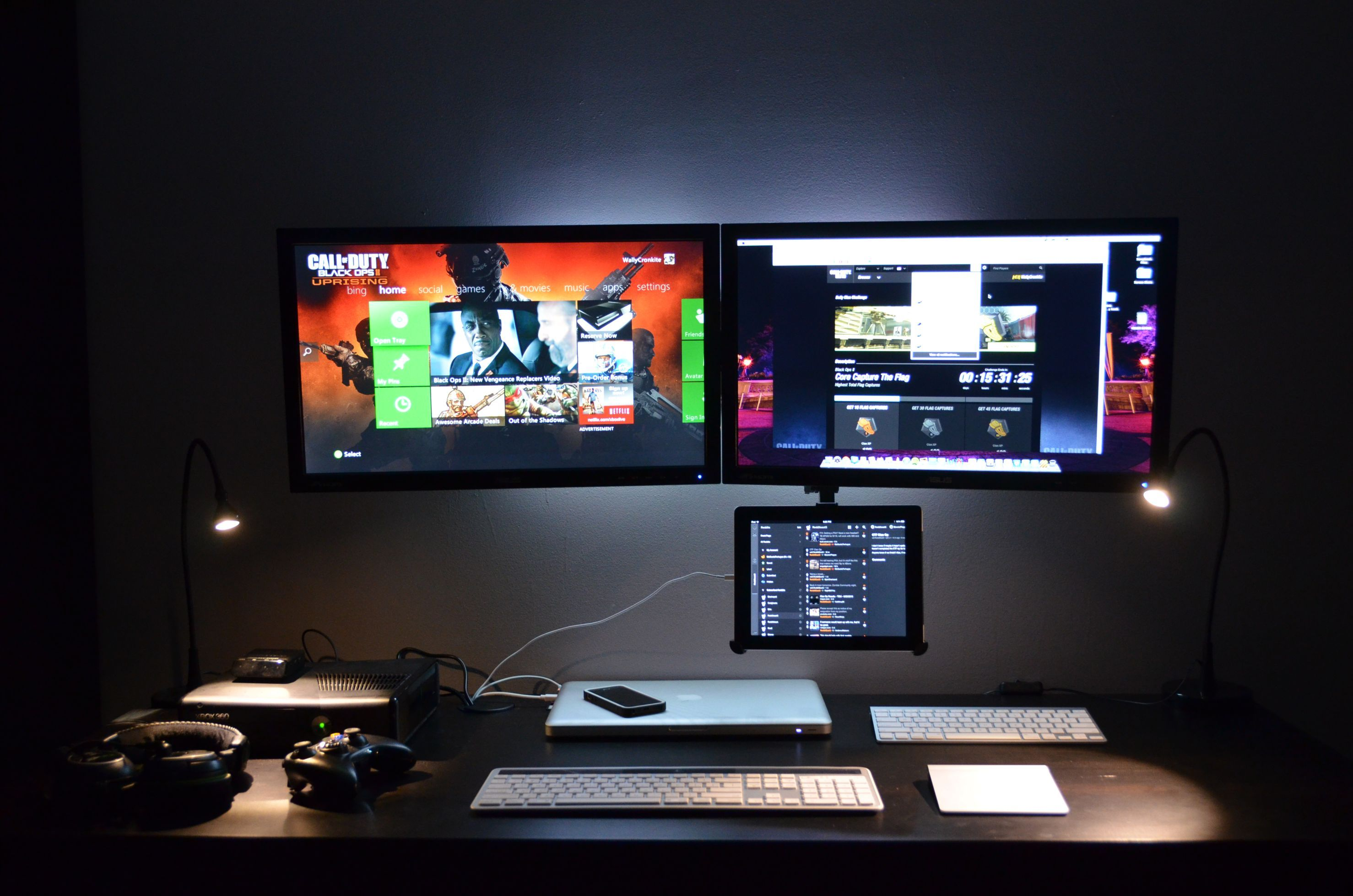 Luxury Cool Computer Stations