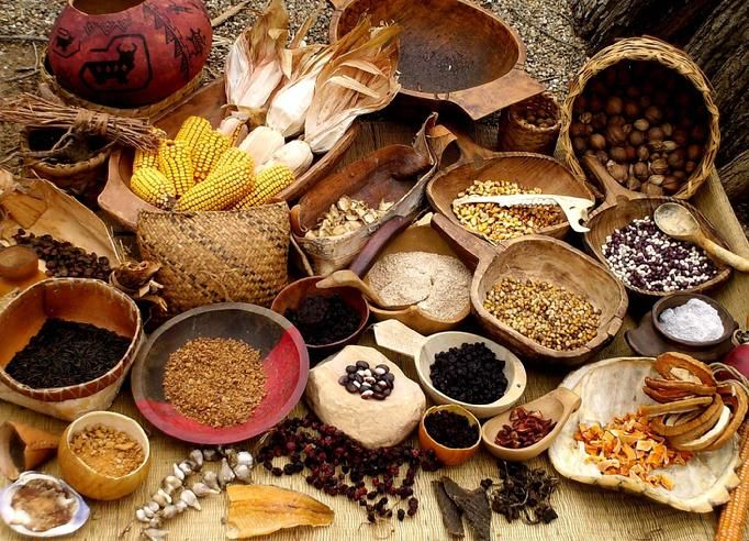 Native american food for many american indian tribes - Early american cuisine ...