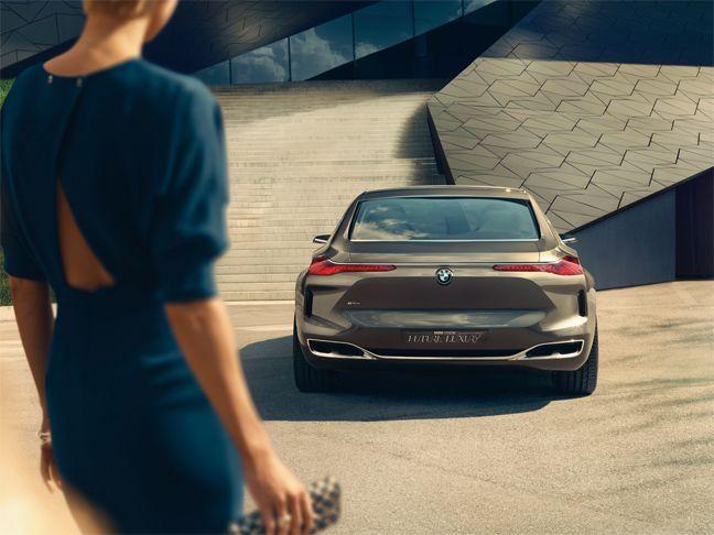 Bmw Vision Future Luxury Elite Auto Pinterest Bmw And Cars