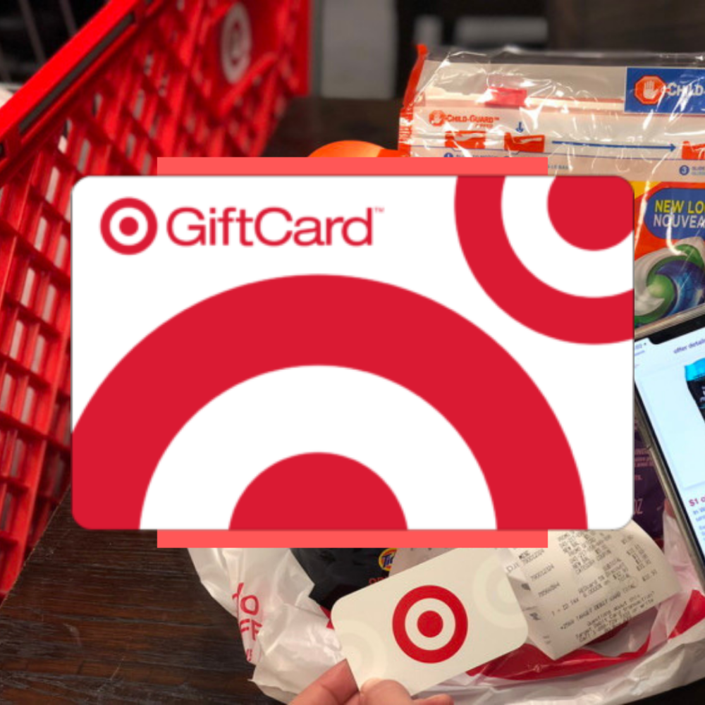 200 Target Gift Card. Ends July 6th 2019 in 2020 Target