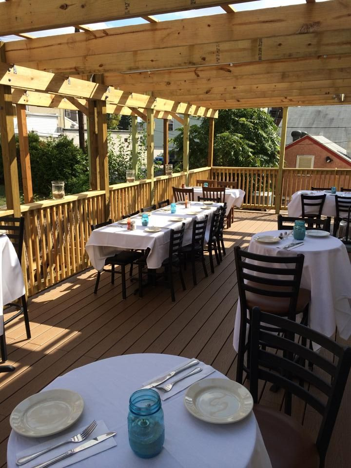 Southern Cross Kitchen has opened a new deck for outdoor dining ...