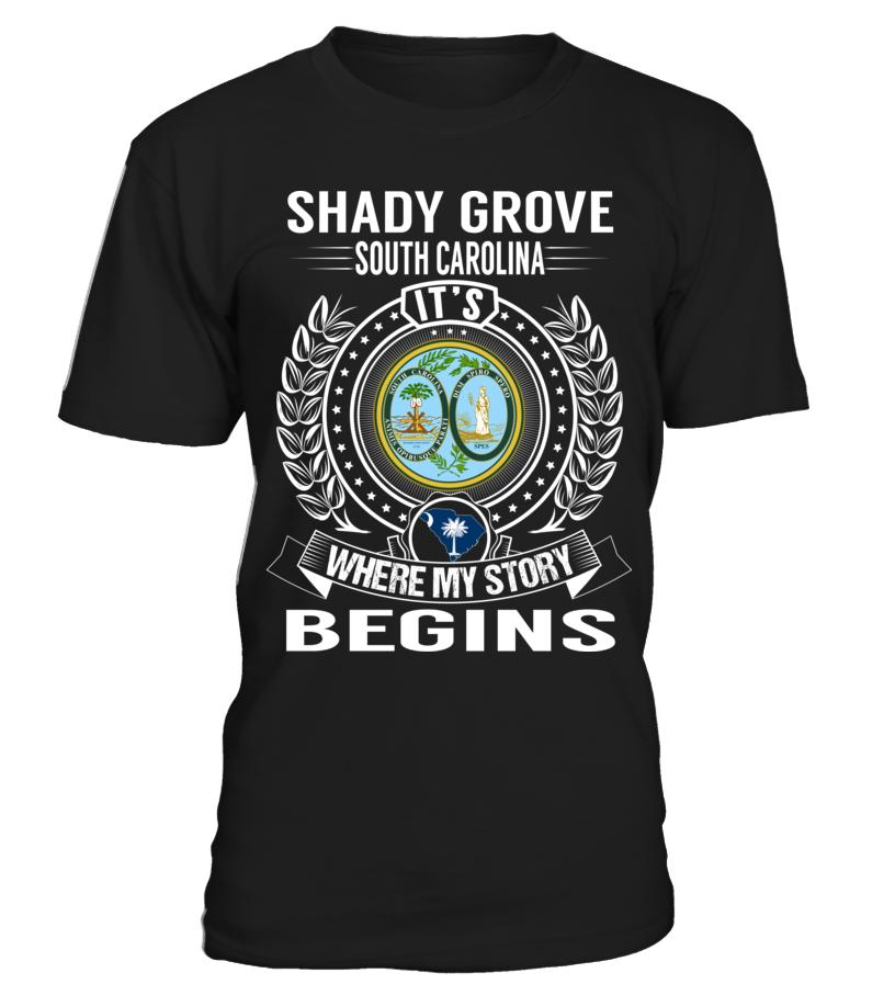 Shady Grove, South Carolina
