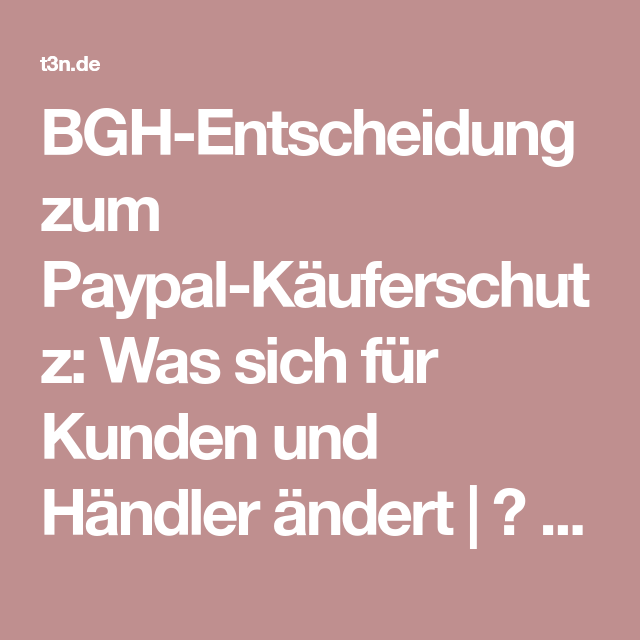 Paypal Agb Г¤ndern Sich