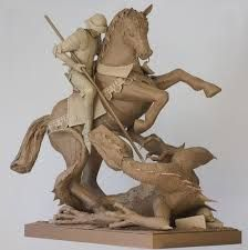 cardboard sculpture - Buscar con Google
