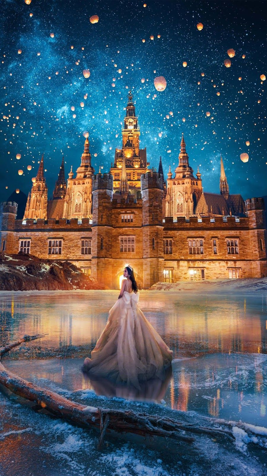 The Fairytale Wallpaper Iphone Android Background Followme Fairytale Photography Fairy Tales Pictures