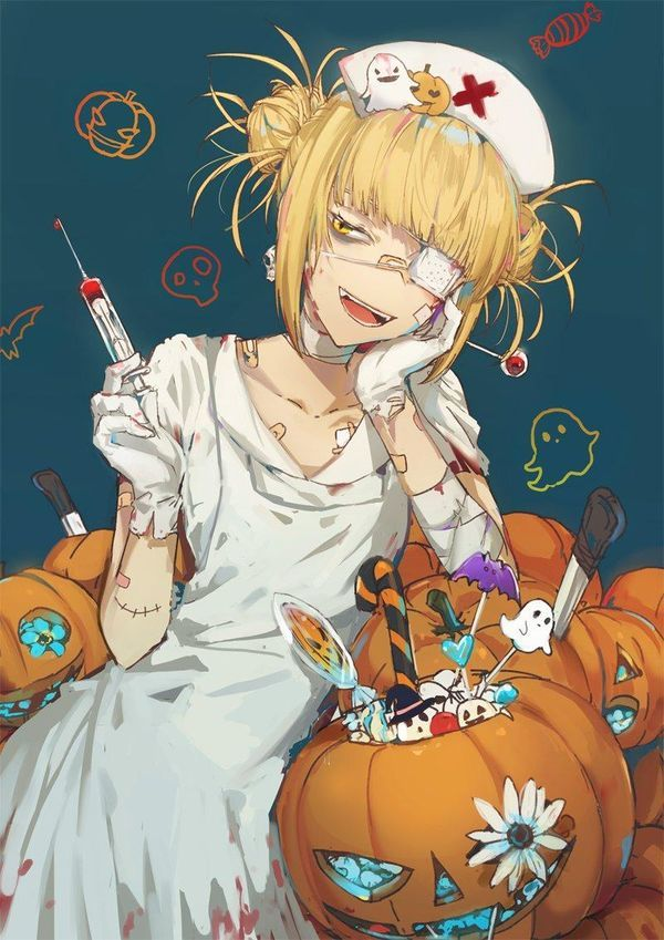 06 bruste halloween