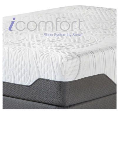 iComfort King Mattress Set - Art Van Furniture
