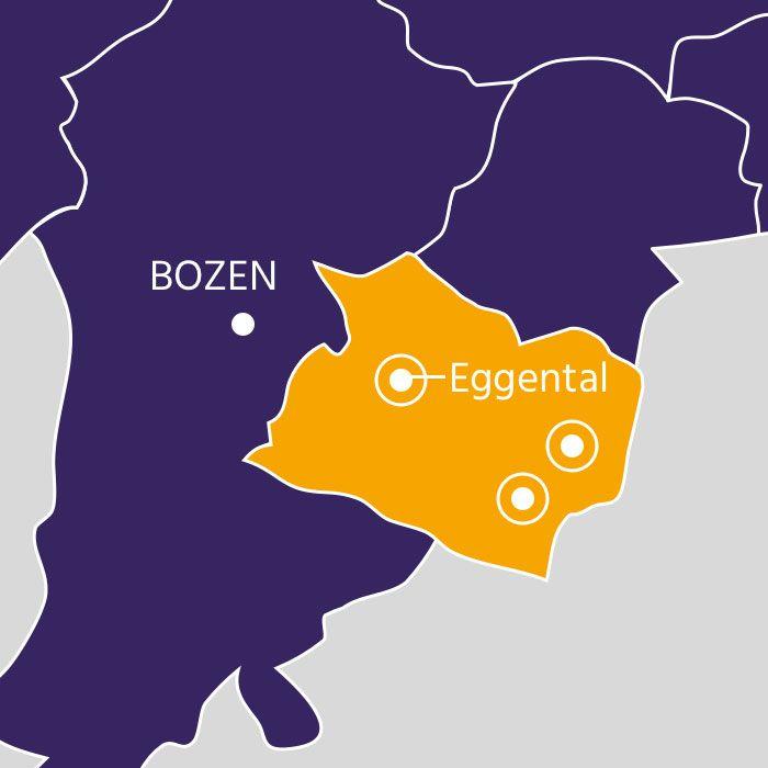 Eggental Karte Dolomiten Dolomiten Sudtirol Und Bergwelten