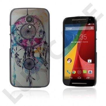 Persson (Unisieppari) Motorola Moto G2 Suojakuori