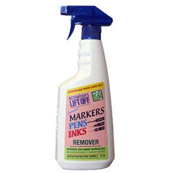 Ink Stain Remover Removes Ball Point Pen Correction Fluid