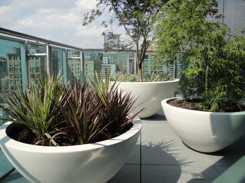 urbis planters roof terrace