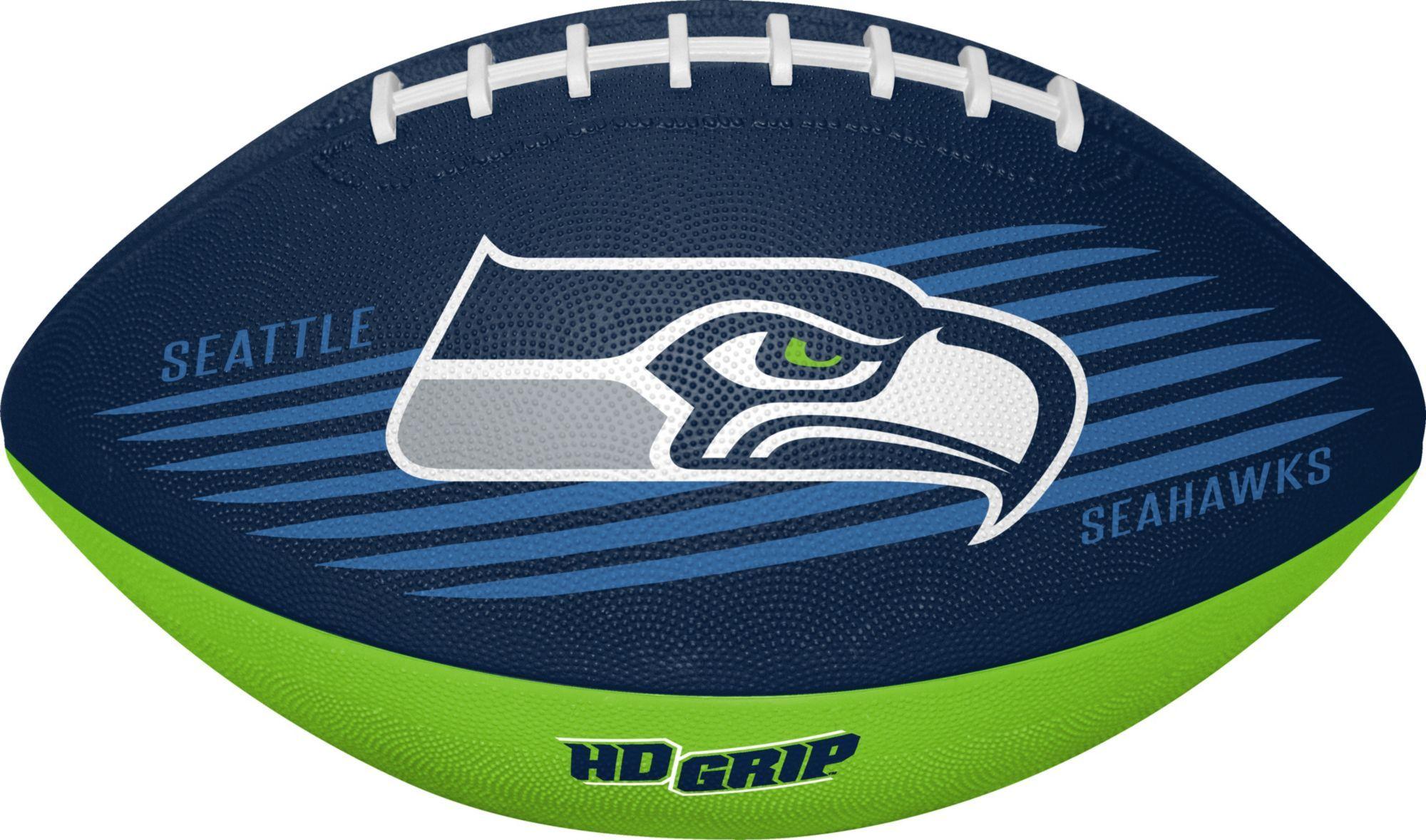 Rawlings Seattle Seahawks Downfield Youth Football In 2020 Football Seahawks Youth Football