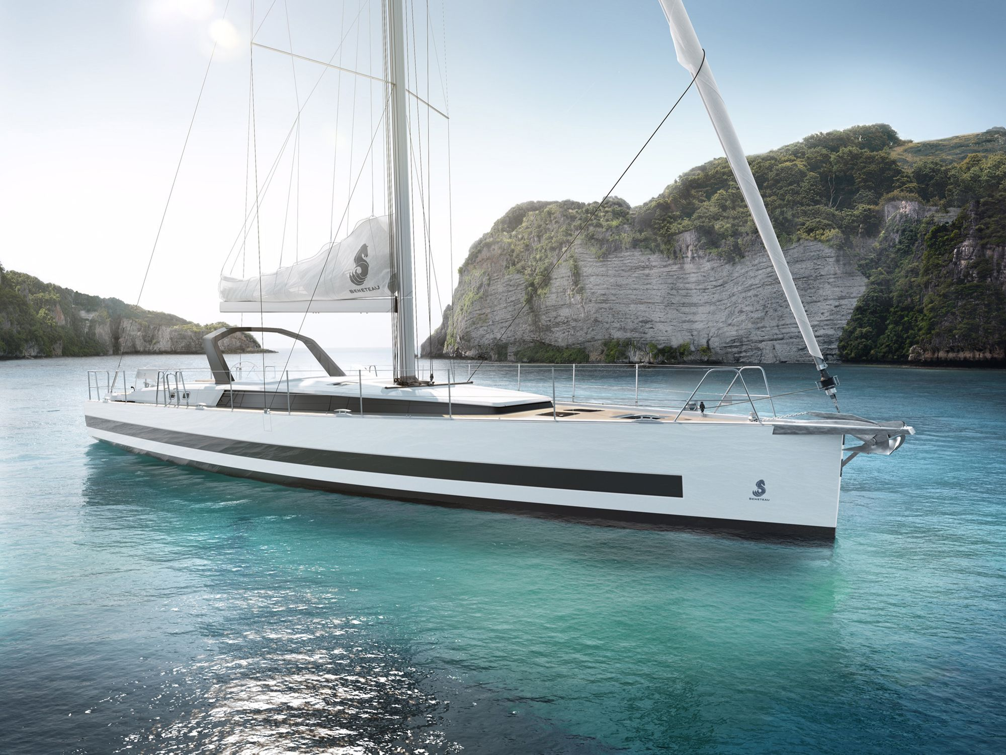 We All Have To Thank Beneteau For The Wonderful Oceanis Yacht 62
