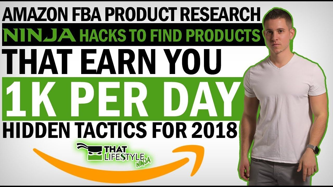 product research amazon fba