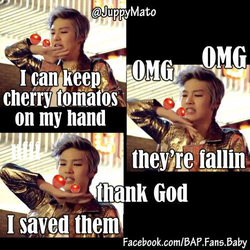 #kpop #kpopmeme #kpopmacro #meme #macro #bap #bapmeme #bapmacro #bestabsoluteperfect #funny #funnykpop #funnybap #zelo #choijunhong