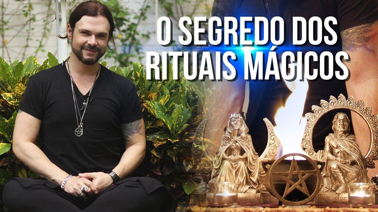 O Segredo dos Rituais Mágicos - Ser Divino