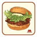 食べ物 美味しいパン Le Delicatessenのイラスト ハンバーガー イラスト 食品アート 食べ物のアイデア