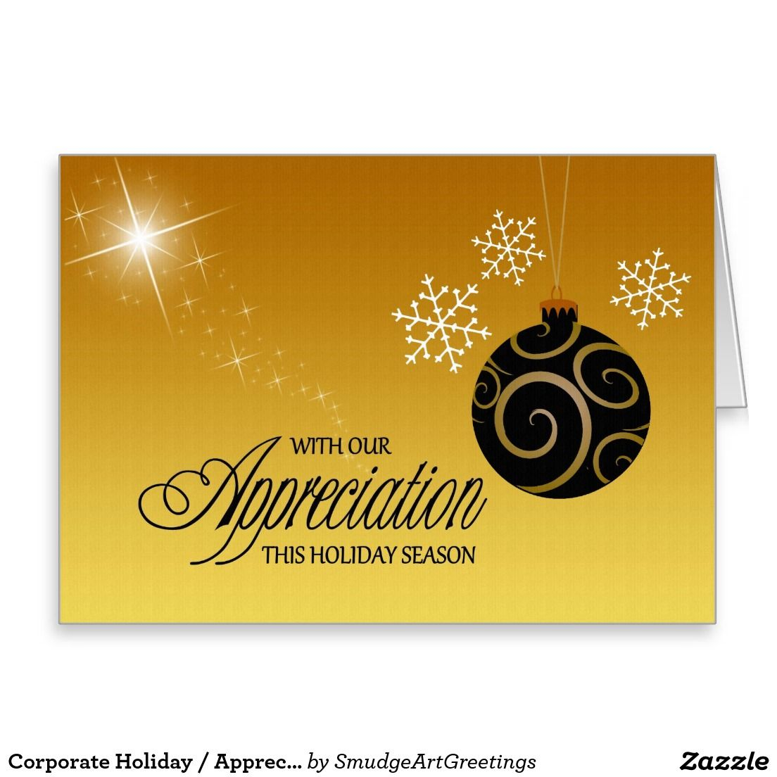 Corporate Holiday Appreciation Ornament Pinterest Support