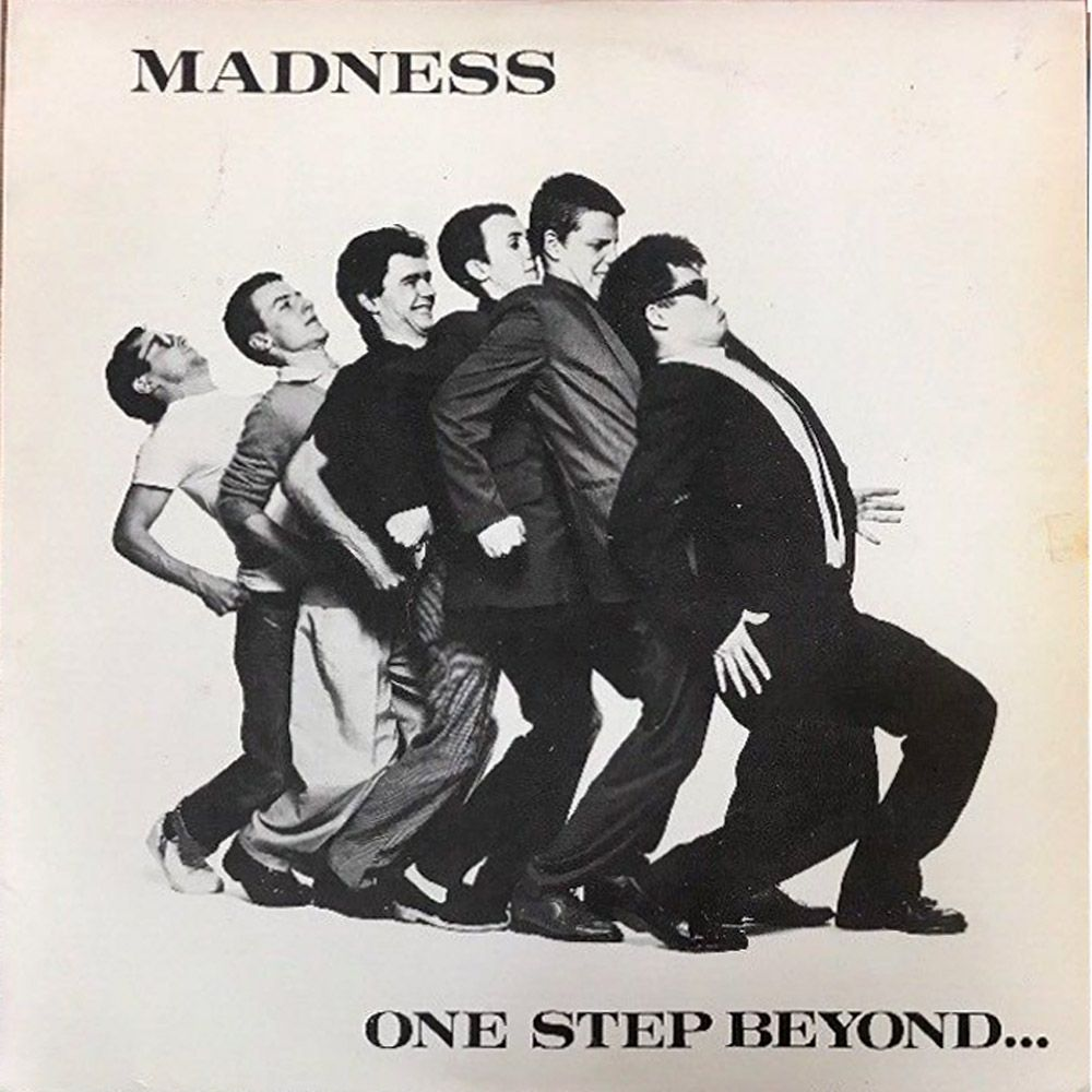 Madness One Step Beyond Sire Records 1979 Records Vinyl Album Lp One Step Beyond Greatest Album Covers Famous Album Covers