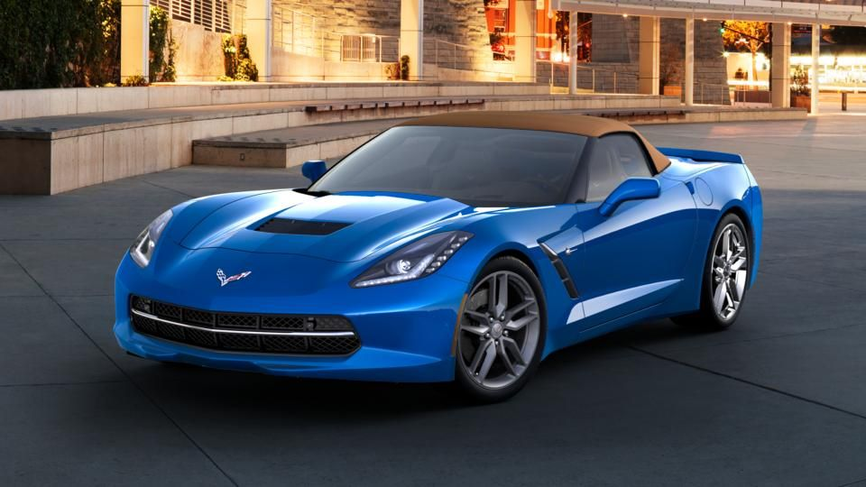 """Top Up"" photo of 2016 Corvette Stingray Convertible 3LT"