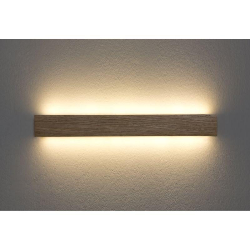 Aplique de pared manolo led madera ole iluminaci n pinterest apliques de pared madera - Iluminacion apliques de pared ...