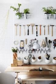 Jewelry studio workbench organization ideas