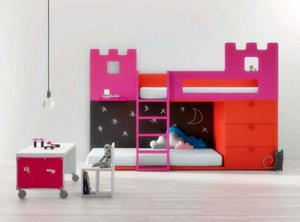 Design-pink-badroom-funny-kids-furniture