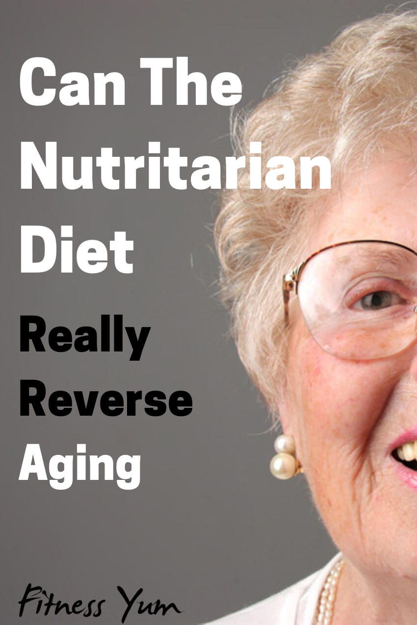 Can the nutritarian diet really reverse aging? #nutritarian #nutritariandiet #nutritarianrecipeseattolive #nutritarianbreakfast #dietforweightloss  #howtodiet #eattolive #loseweight