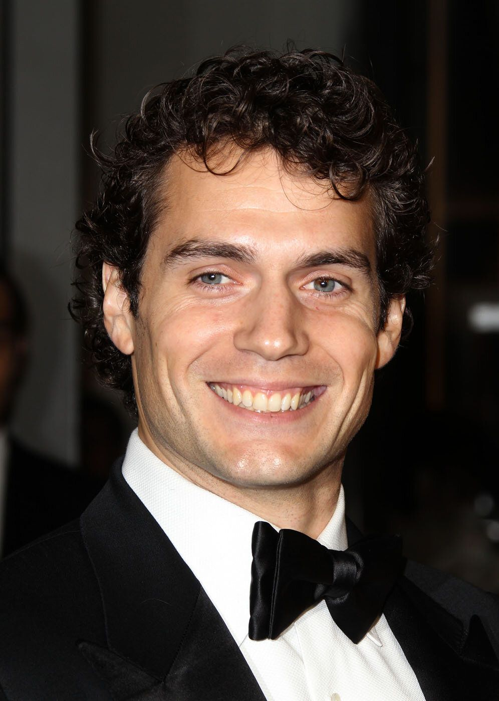 Henry Cavill--the only good part about the new Man of Steel movie