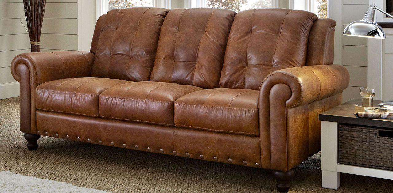 3 Seater Sofa Brown Leather Sofa Leather Sofa Family Room Sofa